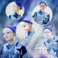 Suga(BTS) PNG PACK by Maxiprenses by Maxiprenses