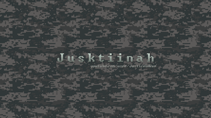 Jusktiinah - Youtube Channel Art by RoqqR