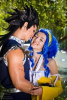 Gajeel Redfox cosplay Althair (5) by AlthairLangley