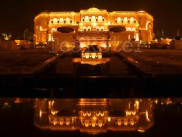 Emirates Palace Hotel by Teakster