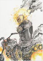 GHOST RIDER by Ultrafpc