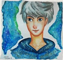 Rise Of The Guardians: Jack Frost. by DanishMetias