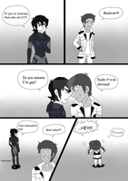 Its Obvious Klance Comic by TheDarknessTrainer