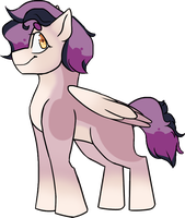 *CLOSED* Midnight Pony Auction by SweetZtea
