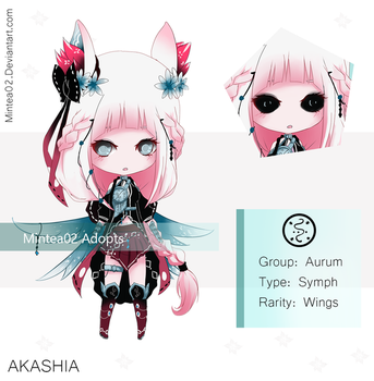 [CLOSED] Auction - Akashia 41 by Mint-053
