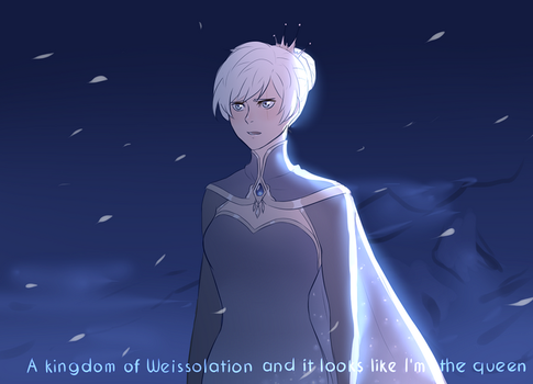 Let it go by chaoticshero