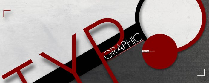 Typo Graphic by Emn1ty