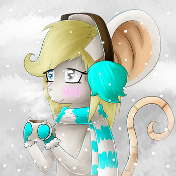 [Draw the mouse above you] Ellliiisse by SwagVodka