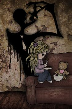 An Other Slender Story - The Elie's Meal by TheSingBlueSilver
