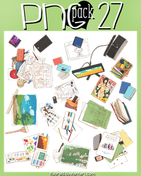 PNG_PACK#27 by Fluorald