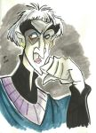 Frollo, Conceptual Drawing by Snipetracker