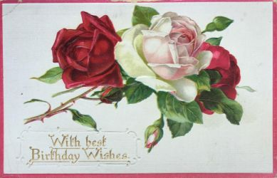 Best Birthday Wishes, Times Three by Yesterdays-Paper