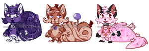 Reduced Prices - Catorbz - Batch 4 [1/3 - OPEN] by ll-DANK-HANK-ll