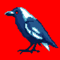 Magpie animation (free icon) by canned-sardines