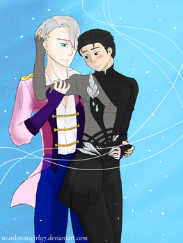The Prince and His Eros by MurderousGirl97