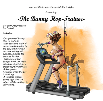 The Bunny Hop-Trainer by Sub-Lucy83