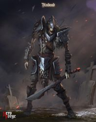 Undead Concept 1 by Darkcloud013