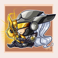 PROJECT: Leona Chibi by bulciks