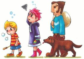 Mother 3 by mii64