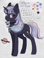 REF : Glitter Dusk 1.0 by Dusty-Onyx