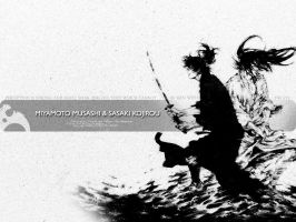 Vagabond Wallpaper 3 by melfangiel