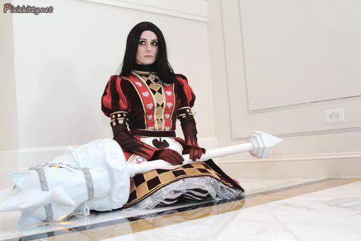 Royal Suit Alice by pixiekitty