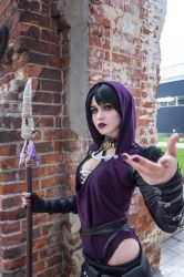 Morrigan by AnnaLehtinen