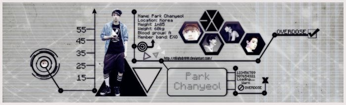 Cover Chanyeol 140813 by MiuHXB1999