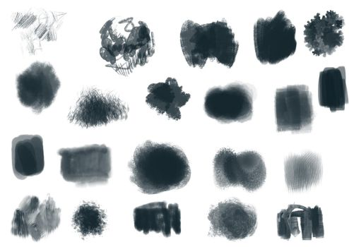 Jase's Sketchbook Pro Brushes by JasonHeeley