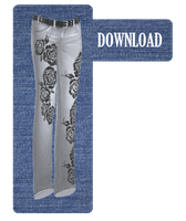 [MMD] JEANS [+DL] by Sims3Ripper
