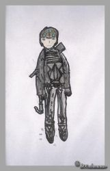 Sam Fisher by d00mhammer