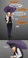 How Blake Became A Cat Owner by canius