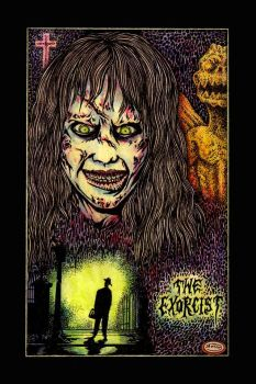 The Exorcist by sawsin