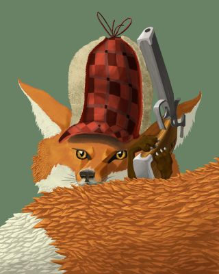 Foxy Hunter by Pables