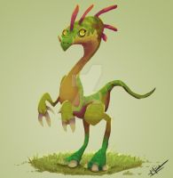 Dino Green by Save-The-Dinosaurs