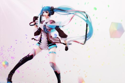 Miku: Magical Mirai by Awesomealexis1