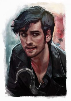 Killian HOOK Jones by alexzappa