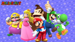 Mario Party: The Original 6 by KingBilly97