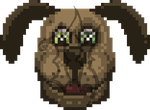 8-Bit DUCK SEASON Dog (Pay for Use) by Noxious-Croww