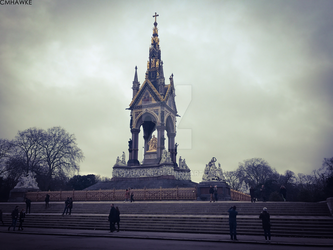 Albert Memorial by cmhawke