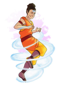 Ayy Airbender And Stuff by CartoonFriendly