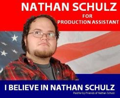 I Believe In Nathan Schulz by hularay