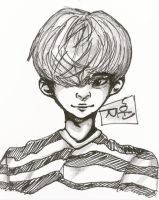 Quick sketch  by WANNAONE