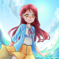 the sound of the ocean by klaeia