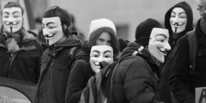 Guy Fawkes by cluster5020