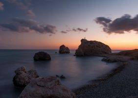Staring at the horizon by hateom