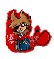 Future Tord by pikagirl3552