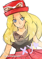 Pokemon XY by hiromihana
