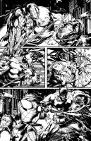 Spider-man and Batman p04 by johnnymorbius