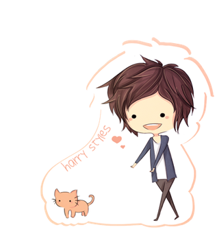 Harry Styles by Shiinzi